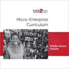 Micro-Enterprise Common Core Curriculum: Middle School